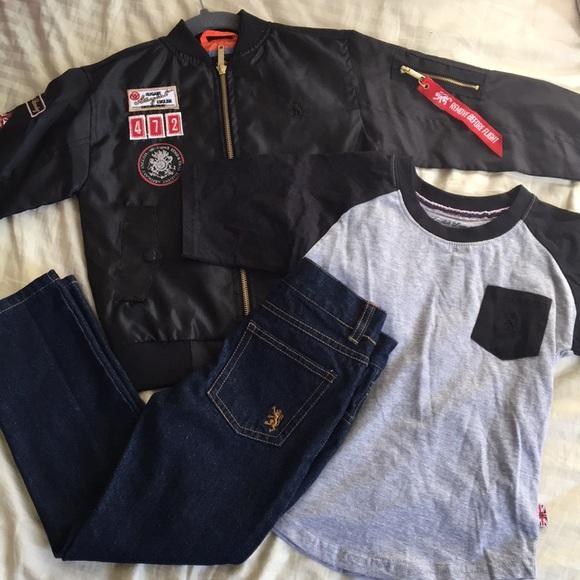 English Laundry Boys Fashion Outerwear Jacket
